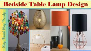 Bedside टबल लप Design Ideas Deskledtablenightside Lamp Indian Decor Idea