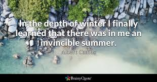 Cold Weather Quotes Mesmerizing Winter Quotes BrainyQuote