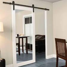 How to Hang Bathroom Barn Door | The Door Home Design