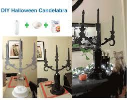 DIY Halloween Candelabra Jakeakawayne
