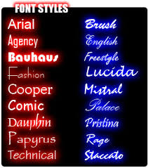 Custom Neon Sign Generator Custom Neon Signs Customized Neon Signs Create Your Own Neon 9
