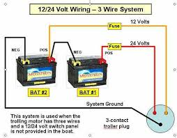 minn kota battery charger wiring diagram gooddy org 24 volt battery charger circuit diagram pdf at 24 Volt Battery Charger Diagram