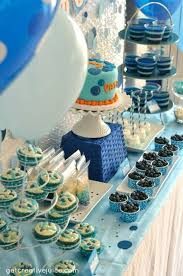 Table Decoration Ideas For Birthday Party Reachschoolorg