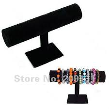 Bracelets Display Stands 100PCS black velvet Jewelry bracelet display bracelet bangle watch 28