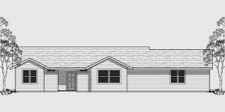 front side load garage house plans home design and style