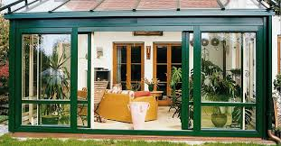 exterior glass barn doors. Fresh Small Sunroom Porch With Barn Outdoor Living Room Mixed Green And White Exterior Sliding Doors Glass R