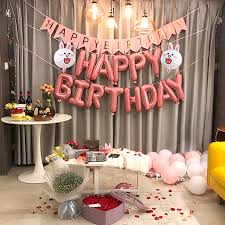 how to decorate room for birthday