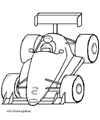Printable Sports Car Coloring Pages Cars Free Colouring To Print