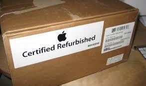 apple refurbished. apple certified refurbished i