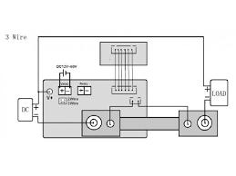 eco worthy dc dual digital led voltmeter ammeter amp power meter 0 Ammeter Wiring-Diagram at Amp Meter Shunt Wiring Diagram