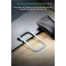 Chuột không dây Inphic PM9 có thể sạc lại dùng cho máy tính xách tay  Macbook PC - Chính hãng - Phụ kiện phím chuột văn phòng