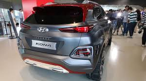 2018 hyundai minivan. contemporary 2018 2018 hyundai kona is a mini suv with big looks and advanced tech  roadshow to hyundai minivan e