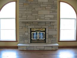 how build stone veneer fireplace surround for perfect gas fireplace stone surround