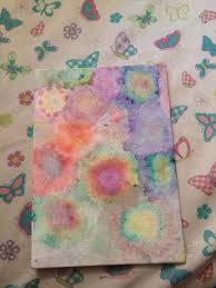 Tie-Dye Wall Art