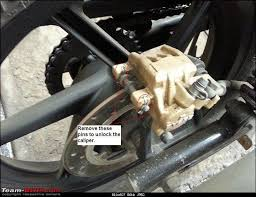 diy servicing your motorcycle s disc brake pin jpg