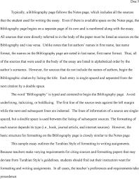 Turabian Style Essay Seattlebabyco