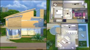 Small Picture Sims 4 Modern House Plan Modern House