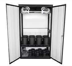 Hydroponic Grow Cabinet Soil Hps Grow Cabinets Supercloset