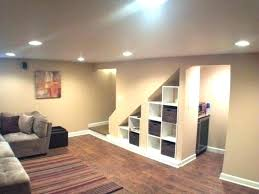 Small Basement Design
