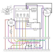 volvo penta engine wiring diagram volvo image volvo penta engine control panel alarm unit on volvo penta engine wiring diagram