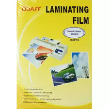 100mm 70mm Lazada 2 Size Micron Film Set 250 Ph X Quaff Of id Laminating