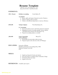 Basic Resume Sample Format Download Cover Letter Simple Resume