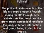 Islamic Empire Golden Age Achievements