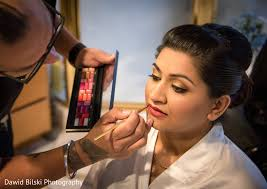 sacramento ca camarillo ca indian wedding by dawid bilski edison nj makeup artist best indian bride