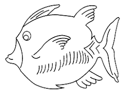 Ocean Animals Coloring Pages And Printable Activities 1