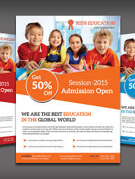 education poster templates 21 best academic flyer templates designs word psd eps free