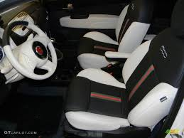 gucci 500. 500 by gucci nero (black) interior 2012 fiat photo #60190558 a