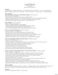 Office Management Skills Resume Best Office Manager Resume
