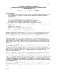 Environmental Engineering Resume Free Resume Example And Writing