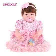 <b>NPKDOLL</b> Doll <b>22inch</b> Brands <b>55cm Silicone</b> Reborn Dolls Lifestyle ...