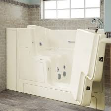 american standard whirlpool tub inspirational gelcoat series 30 52 inch outward opening door walk in