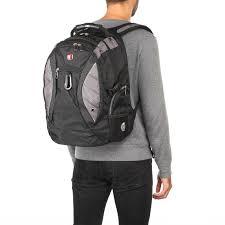 Тканевый <b>рюкзак Wenger 1015215</b> - 2000557756533 черный ...