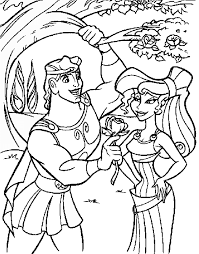 Small Picture The Legend of Hercules Coloring Pages