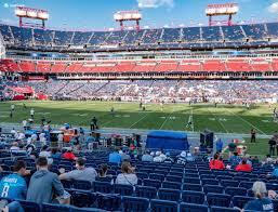 Nissan Stadium Section 134 Seat Views Seatgeek