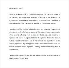 Resume Cover Letter Example Australia Cover Letter Examples Cover