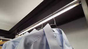 image of led closet rod benefit