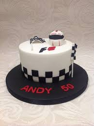 Cakes For Mens Birthday Formula One Cake Mens Birthday Cakes In
