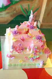 Small Picture Chloe Kerr Cake Girls Fairy Garden Birthday Cake