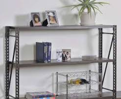 uline black wire shelving most sandusky h x w 3 shelves steel commercial decorative