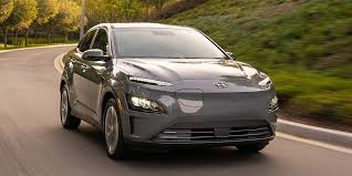 At our test track, the kona electric galloped from zero to 60 mph in 6.4. Hyundai Reveals Redesign To 2022 Kona Electric Suv Electrek