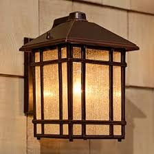 Interior wall lighting fixtures Custom Wood Light Jardin Du Jour Sierra Craftsman 11 Lamps Plus Outdoor Wall Lights And Sconces Entryway Patio More Lamps Plus