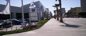 Thienes Engineering Inc Beverly Hills Bmw Sales And Service Center