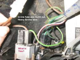 wiring newbie a couple questions mg midget forum mg this obviously is my fuse box