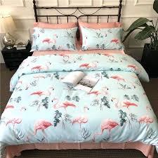 king size duvet covers cotton bed linen full queen king size duvet covers pink flamingo bedding sets 4 pillowcases shams king size duvet covers ikea