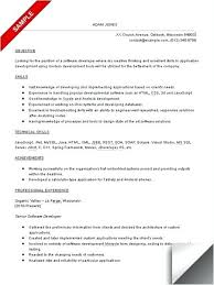 Download Resume Software Sample Resume Software Engineer For 2 Years Experience In Net Best