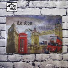2018 big ben telephone booth tower bridge 20x30cm retro poster metal tin signs plaque cafe shop bar home wall decor paintings from ytf2015 17 31 dhgate  on big ben metal wall art with 2018 big ben telephone booth tower bridge 20x30cm retro poster metal